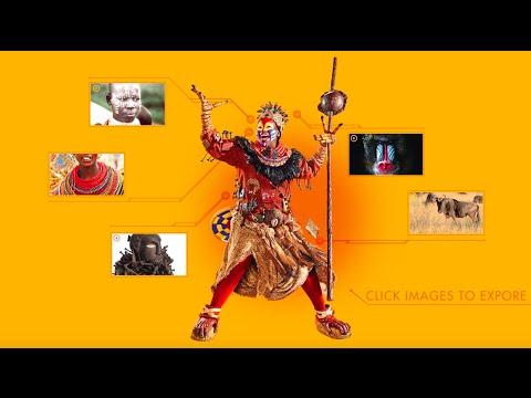Rafiki Costume Anatomy - THE LION KING