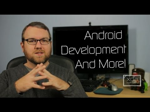 Video of LAIA: Learn Android in Android