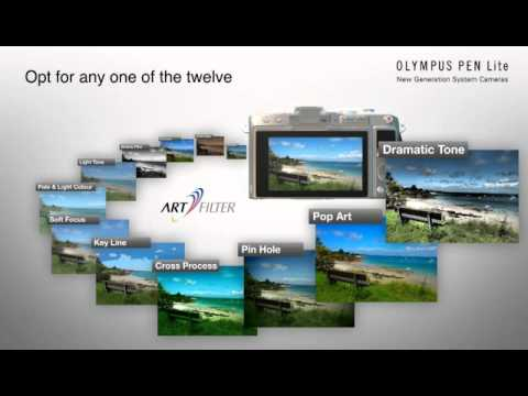 More Micro 4/3 News!  The Amazing New Olympus PEN Lite E-PL5