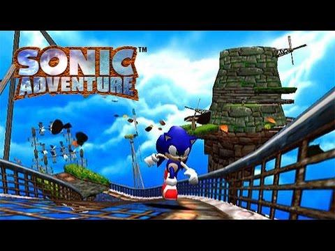 sonic adventure dreamcast rom
