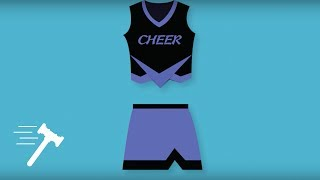 Click to play: Star Athletica v. Varsity Brands: The Cheerleading Uniform Case