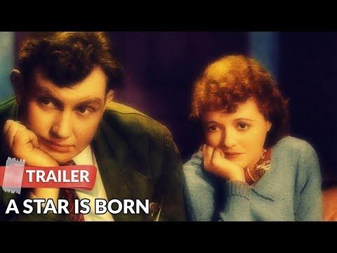 A Star is Born 1937 Trailer HD | Janet Gaynor | Fredric March