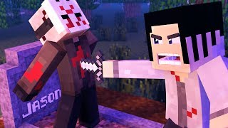 """The final episode of Friday the 13th. We send Jason back to hell once and for all.LEAVE A LIKE FOR MORE!Minecraft Friday The 13th - JASON IS FINALLY KILLED! Finale  Minecraft Scary Roleplay❤️ BUY MY BOOK:http://amzn.to/2pjO40D💛 FOLLOW ME:Twitter: http://twitter.com/gizzy14gazzaInstagram: http://instagram.com/gizzy14gazzaFacebook: http://www.facebook.com/gizzy14gazzaPublic Discord: https://discord.gg/A52wkvNSecond Channel: http://www.youtube.com/gizlifeMerch store: http://gizzy14gazza.fanfiber.com/💚 CREDIT:Jordan: http://www.youtube.com/thefearraiserMikey: http://www.youtube.com/appeartofearACTORS:Rogue- https://www.youtube.com/channel/UCJkkRvgvD5wvL-59nJwLpMAFilip- https://www.instagram.com/filips_photos/Kanoka- https://www.youtube.com/channel/UC_xrjt27VcHoPn5e0vYxw2w💙 FOOL FRIENDS TEAM:Twitter: https://twitter.com/FoolFriendsGizzy: http://www.youtube.com/gizzy14gazzaJordan: http://www.youtube.com/thefearraiserMikey: http://www.youtube.com/appeartofearCheri: http://www.youtube.com/cheridetPink: https://www.youtube.com/thepinkdiamonddivaTycer: http://www.youtube.com/tycerx💜 This channel is family friendly and advertiser friendly! No swearing or inappropriate content can be found in on this channel!🖤 SPONSORS:Use code """"Gizzy"""" for 25% off on all McProHosting servers!https://mcprohosting.com/Powered By MSI: http://uk.msi.comIf you read the description post in the comments: FRIDAY 13TH FINALE!"""