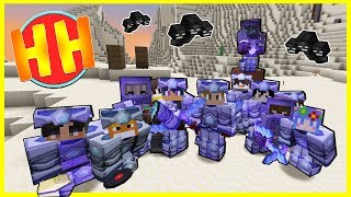 THE BIGGEST WITHER BATTLE EVER!? | Heroes Hangout | #6 | Minecraft Vanilla Lets Play