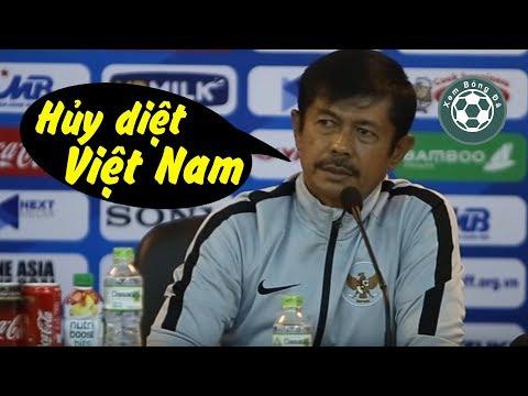Báo chí Báo Indonesia chỉ ra điểm yếu U23 Việt Nam và tuyên bố sốc sẽ thắng đậm @ vcloz.com