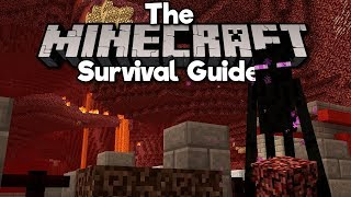 Expanding Your Nether Hub! • The Minecraft Survival Guide (Tutorial Lets Play) [Part 21]