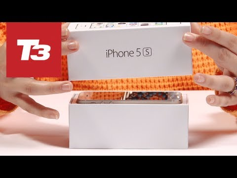 iPhone 5S unboxing video