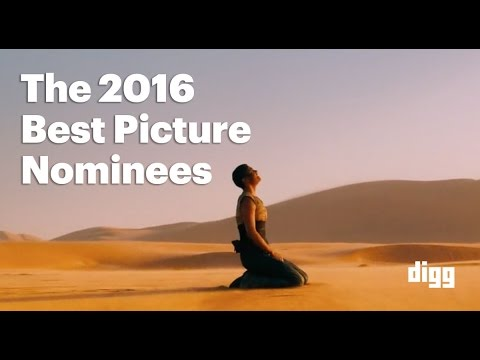 The 2016 Oscar Best Picture Nominees Recapped in 4