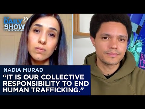 Nadia Murad - Surviving ISIS and Speaking Out On Sexual Violence | The Daily Social Distancing Show