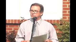 Stump Speech (July 31, 2014)