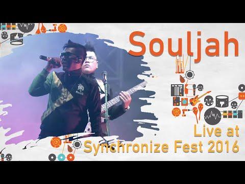 Download Lagu Souljah Live At SynchronizeFest - 28 Oktober 2016 Music Video