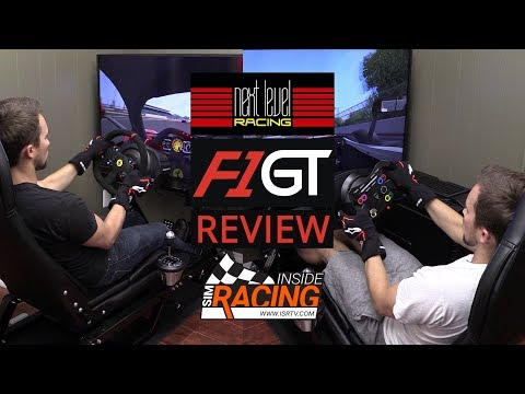 Next Level Racing F1GT Formula 1 & GT Racing Simulator Review