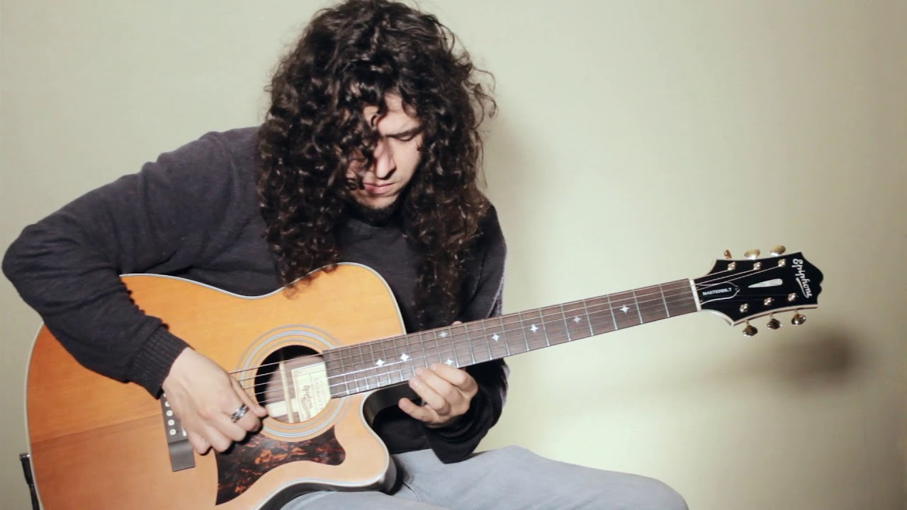 Charlie Parra – Speed F*cks (ACOUSTIC GUITAR)