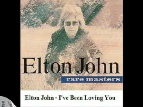 Tekst piosenki Elton John - I've Been Loving You po polsku