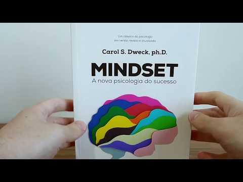 Livro Mindset - A nova psicologia do sucesso