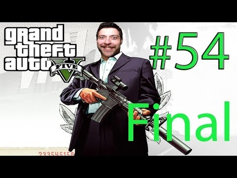 GTA 5 |GG VERY EASY! - Bölüm 54 ( Ekstra Final)