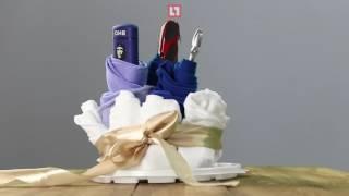 Подарки из носков своими руками за 5 минут