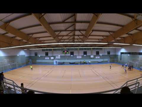 Futsal Lac Annecy 2 contre La Balme de Sillingy
