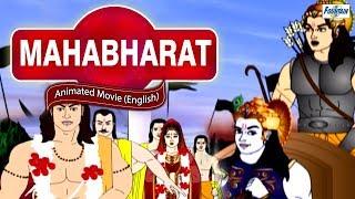 Mahabharat   Full Animated Movie   English