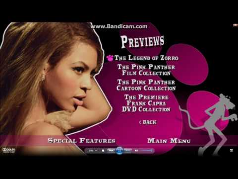 Previews from The Pink Panther 2006 DVD