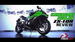 8. Kawasaki Ninja ZX 10R : Review : PowerDrift