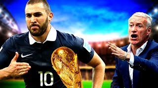 Video MONDIAL 2018, AVEC OU SANS BENZEMA ? MP3, 3GP, MP4, WEBM, AVI, FLV Mei 2017