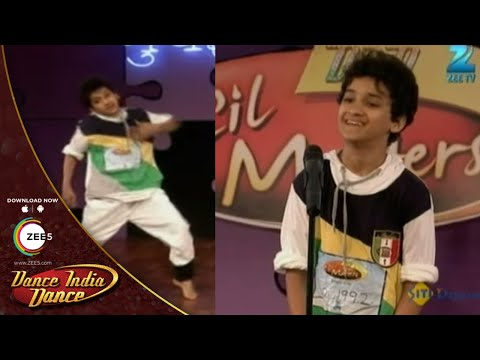 Faisal Khan's First Audition Performance - DID L'il Masters Season 2
