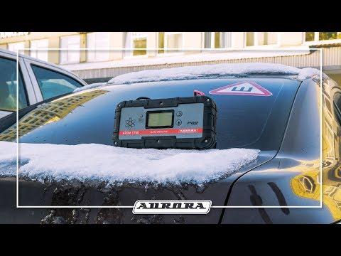 ATOM 1750. Запуск автомобиля от суперконденсаторов