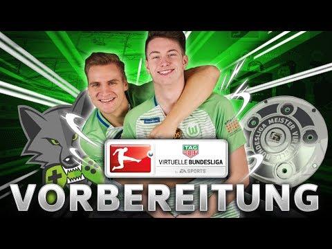 FIFA18: MEIN TEAM FÜR DIE VIRTUELLE BUNDESLIGA   TimoX vs. SaLz0r
