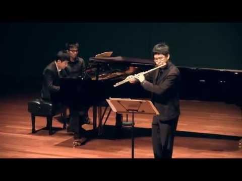 Jules Mouquet - La flute de Pan, Op  15 (видео)