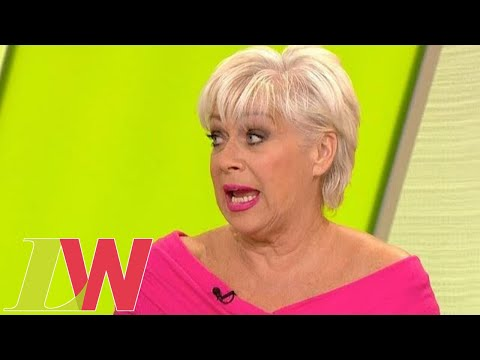 Denise Welch Strongly Criticises Roxanne Pallett Over CBB Punch Stunt | Loose Women
