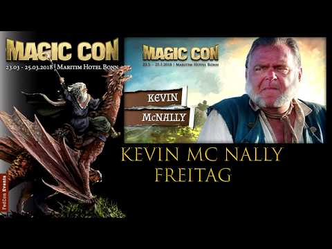 MagicCon (2018) Fr. Panel Kevin Mc Nelly