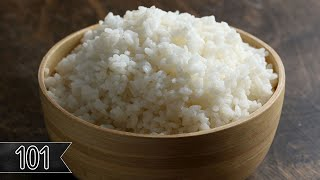 How To Cook Perfect Rice Every Time by Tasty