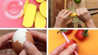 11 Useful Food Hacks by Tasty