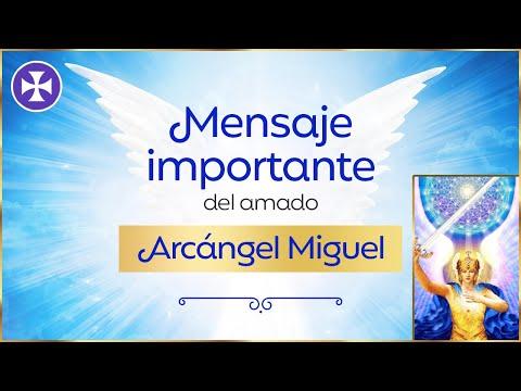 Los ángeles descienden hacia sus auras cuando los llaman a la acción | Arcángel Miguel