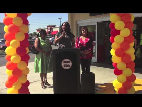 Compton Grocery Outlet Grand Opening (3/17/2016)