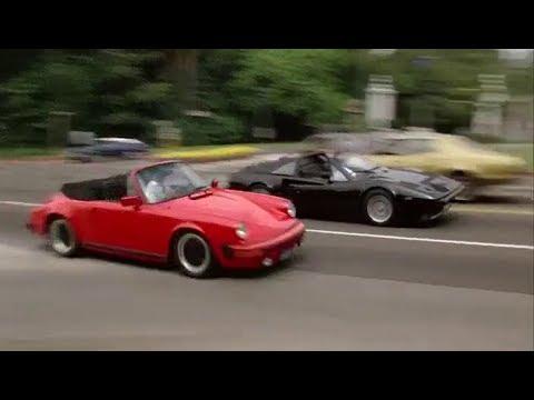 James Woods racing Jeff Bridges - Against All Odds