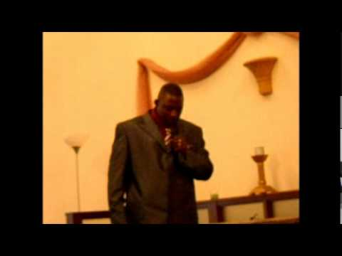 MAN OF GOD LAMONT OWENS-FAITH IN THE RESURRECTION OF JESUS WILL BRING YOU PEACE-PT.3