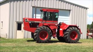 9. Lot 186. International Harvester 4386 Tractor  @ http://www.AuctioneersNow.com