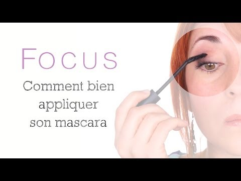 comment poser mascara