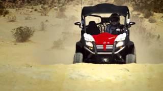 10. UTV-ul sport CF Moto ZForce 600 EX - Prezentare video