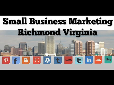 Small Business Marketing Richmond Virginia