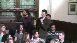 Debates in Cambridge University on Prostitution