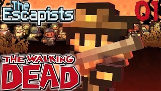 Video BIENVENUE EN ENFER ! | The Escapists The Walking Dead ! #Ep1 MP3, 3GP, MP4, WEBM, AVI, FLV September 2017