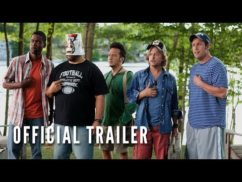 Watch the Official Grown Ups Trailer - In Theaters 6/25/2010