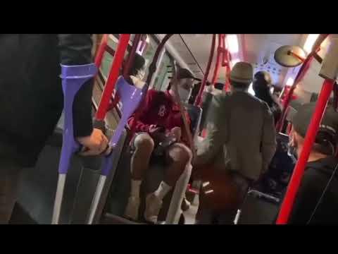 WUPPERTAL Bus Streit ESKALIERT 😂