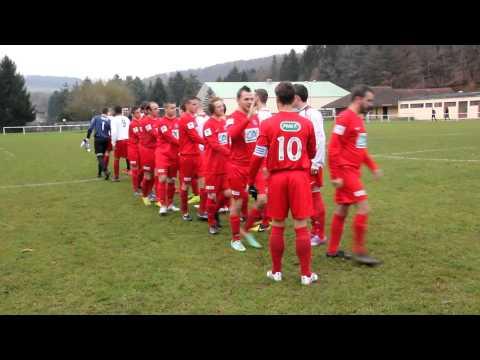 201412 - Championnat : Seniors A c. Stiring Wendel (Les 2 buts)