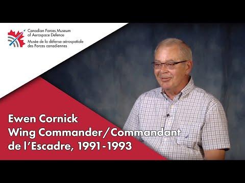 CFMAD Tells My Story - Colonel (Ret.) Ewen Cornick