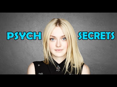 PSYCHOLOGICAL SECRETS OF ATTRACTION