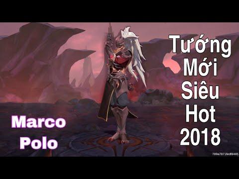 Tướng mới quá khủng Xạ Thủ Marco Polo Đầu Tiên Dùng Nội Năng Quá Bá Đạo Ninja Chi Thuật - Thời lượng: 10:13.